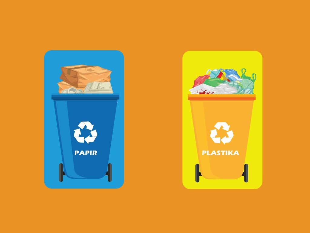 Papir - plastika